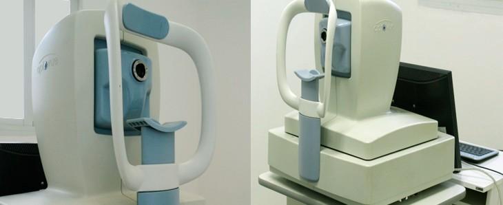 Tomografia de Coerência Optica – OCT