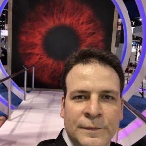 Consultório de oftalmologia